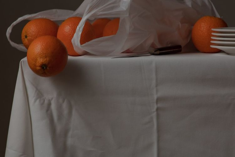 """Still Orange"" As bland as it seems, there's always something that throws you off in our everyday lives; these series of still life photos capture the true nature of matters by overemphasizing and staging a microscopic moment in an odd and unsettling manner. Indoors  Orange Color Healthy Eating Still Life Food No People Food And Drink Textile Fruit Citrus Fruit Table Orange The Still Life Photographer - 2018 EyeEm Awards The Creative - 2018 EyeEm Awards The Still Life Photographer - 2018 EyeEm Awards The Creative - 2018 EyeEm Awards The Still Life Photographer - 2018 EyeEm Awards The Creative - 2018 EyeEm Awards"