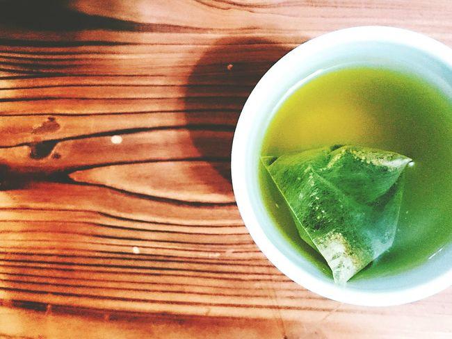 喝茶🍵。 Tea Time Green Tea Tea Hot Tea Brink