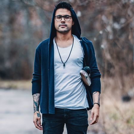 Portrait EyeEm Selects Casual Clothing Only Men Arts Culture And Entertainment Sunglasses One Man Only Headphones One Person Youth Culture People Outdoors