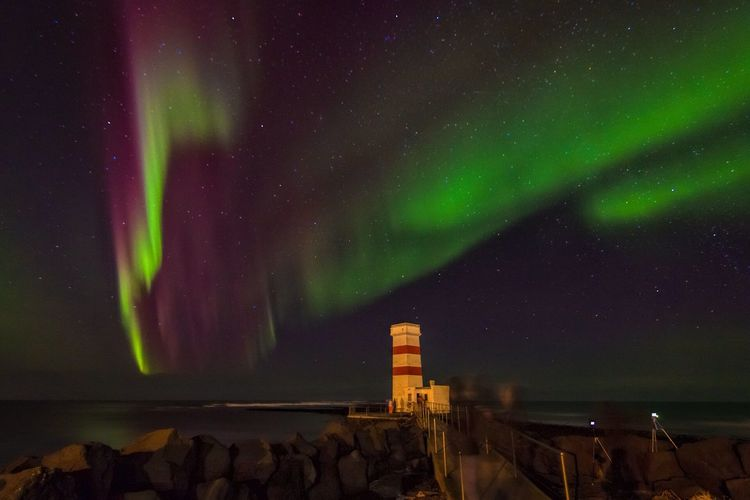 Northern Lights Iceland Gardur Showcase March The Week On Eyem Night Photography Learn & Shoot: After Dark Long Exposure