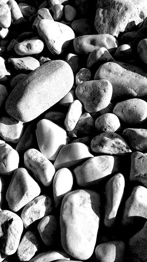 Piedras Stone Blacoynegro Black And White