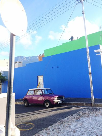 Bo-Kapp South Africa Cape Town Bo-kaap Colors Mini Houses Streetphotography Street Travel Cityscapes
