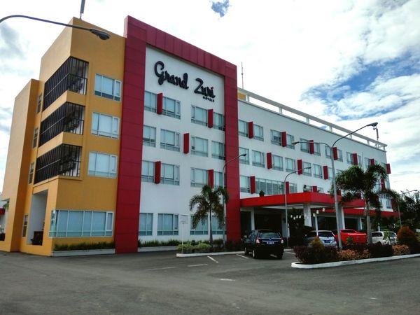 Hotel Grand Zuri, Lahat, Indonesia Cloud - Sky Outdoors Building Exterior The Architect - 2017 EyeEm Awards The Street Photographer - 2017 EyeEm Awards