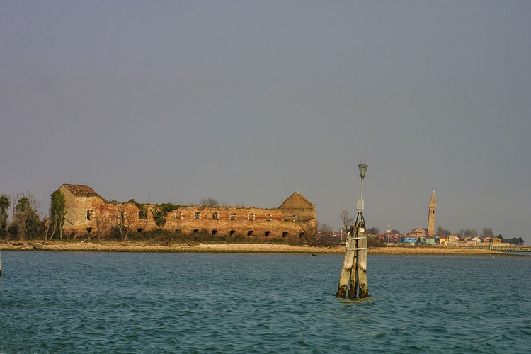 Venedig, Ohne Touristen, Die Inseln, The Islands, Murano, Torcello, Burana, Farben, Houses, Bunt, Travel Destination, Building Exterior, Outdoors, Water Architecture Built Structure Day Industrial Building, Abandon, Murano, Outdoors Waterfront