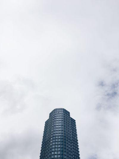 Architecture Building Exterior Built Structure City Cloud - Sky Day London London Architecture Looking Up Low Angle View Minimal Minimalism Modern Modern Architecture Modern Building No People Outdoors Sky Skyscraper The Architect - 2017 EyeEm Awards