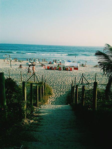 🌊Relaxing Liasaarfe Beach Barradatijuca  Rio De Janeiro Eyeem Fotos Collection⛵ Amateurphotographer  Photograph Rio De Janeiro
