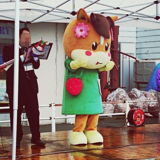浦河町の「うららん」 Hokkaido,Japan ご当地キャラ Mascot Characters Of JAPAN Japan