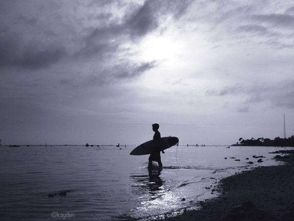 Surf swag \m/ Blackandwhite Taking Photos Water_collection EyeEm Best Shots