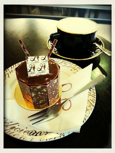 Afternoon Tea by myself!!^^