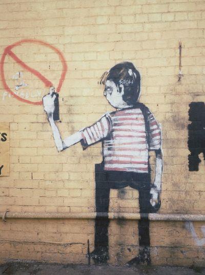Streetart EyeEm Brisbane Valley Meetup Urban Art By JUNIQE