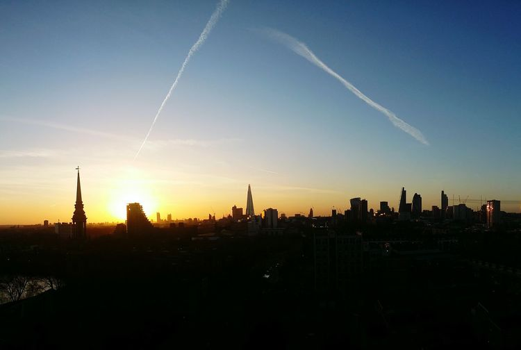 First Eyeem Photo England🇬🇧 London Sunset Sky Landscape Adventure Travel Wanderlust Europe