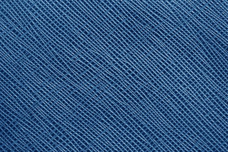 Full frame shot of blue metal grate