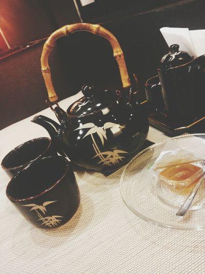 Japan Tea Colors