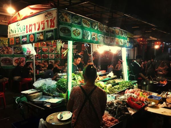 Choice Market Market Stall Retail  Men Variation Food Real People Outdoors For Sale Illuminated Freshness Customer  Large Group Of People Night Buying Architecture People Adult Adults Only