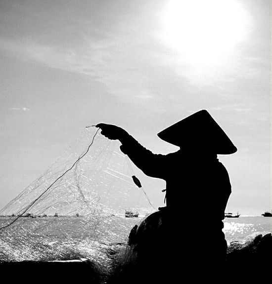 Work soon!! Work Soon Working Working Hard Life Is A Beach Sea And Sky Vungtau Vietnam Eyeem People