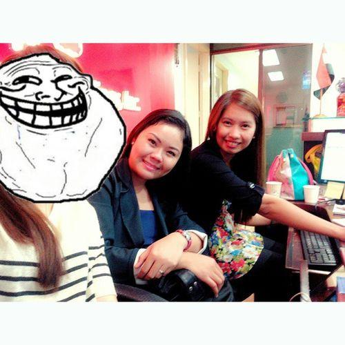 Office Girls @ wrk. Workmates Girls Ragephoto