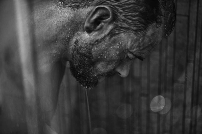 Men Shower