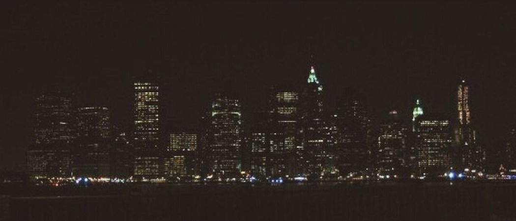 NYC @ night is another story to tell!