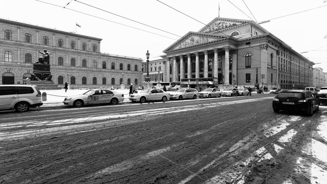 Munich München EyeEm Munich Sightseeing Blackandwhite Black & White Black And White Schwarzweiß