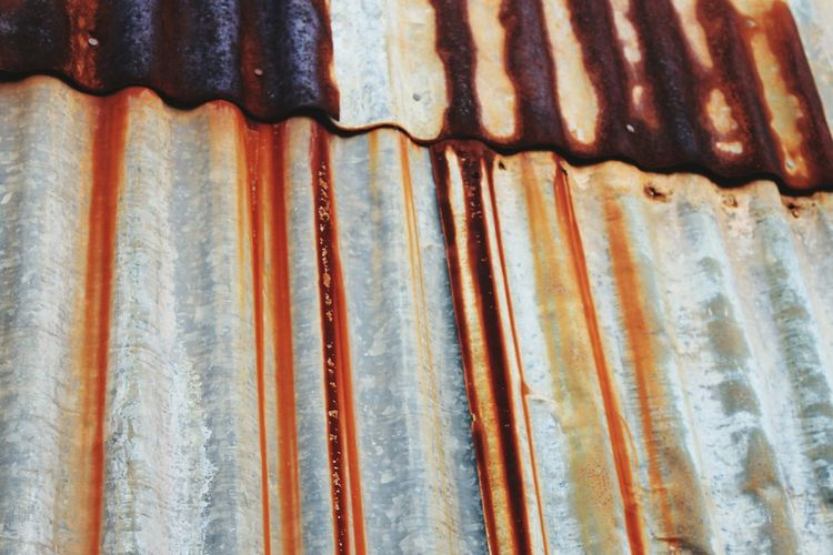 Rust Rusty Old