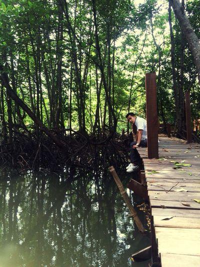 Thailand Enjoying Life Hello World By Paopao From Thai