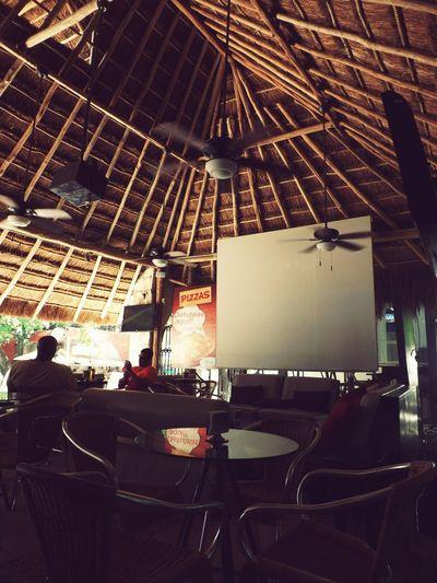 relaxing Cancun x