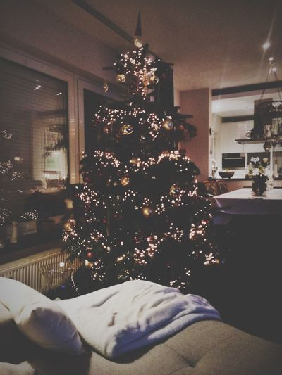 Love Christmas Tree Ecki