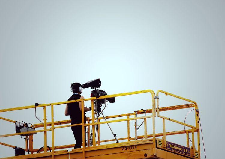 Camera Men