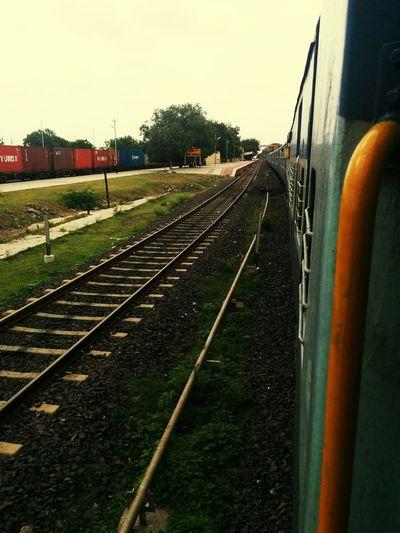 Train Platform Traveling Nexus5photography Randomshot