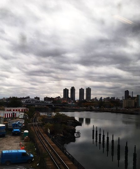 Clouds Clouds And Sky I Heart New York Architecture Urban Landscape Cityscapes Streetphotography Tadaa Community