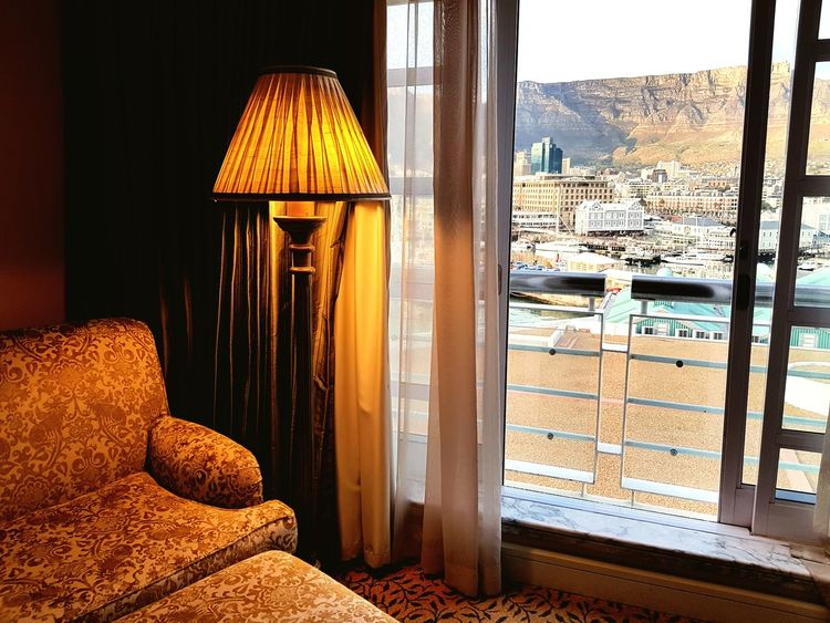Window Built Structure Winter Cold Temperature Outdoors Sky South Africa Travelling Samsungs8camera Live For The Story SamsungS8Plus Cape Town, South Africa Cape Town Beauty Beauty In Nature Mountain Photography Mountain View Table Mountain Hotelroom View Hotelroombalcony Hotelroomview The Table Bay Hotel Niceweather Landscape Nature