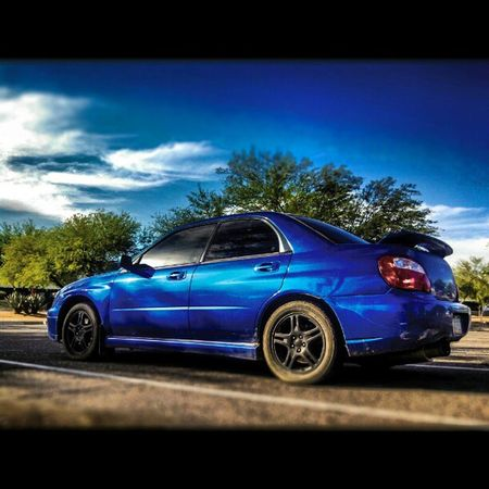 It's just you & me. Subaru Impreza Wrx Wrb MyGIRL Dirty Sexy Fast