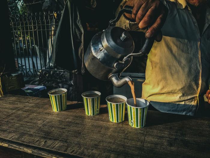 chai.. Tea Chai Coffee Drink Beverage Filters Life People Tea - Hot Drink Tea Cup Cup Of Tea Cup Kettle Desi Indian Culture Hot Tea Hot Coffee