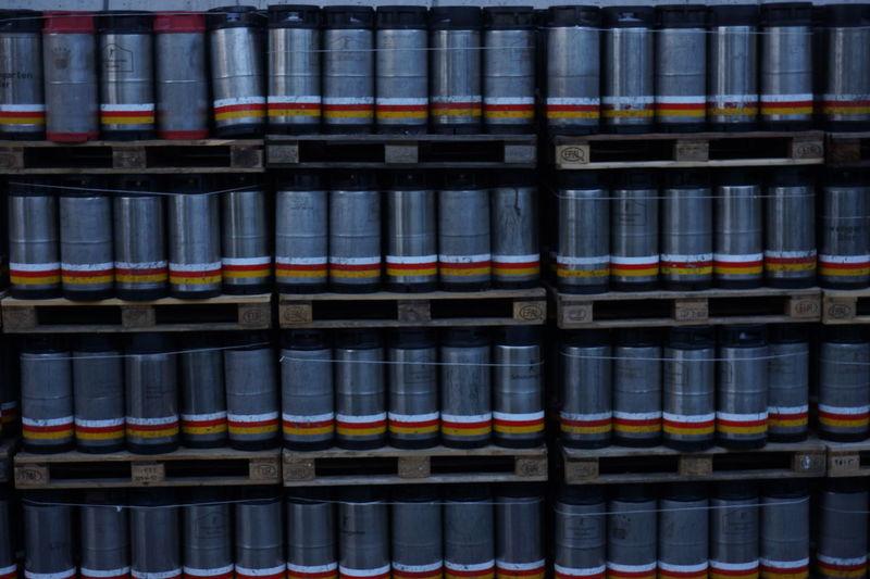 Beer Brewery Beer Kegs Taking Photos Streetphotography Snapshot Wall Industrial Stack