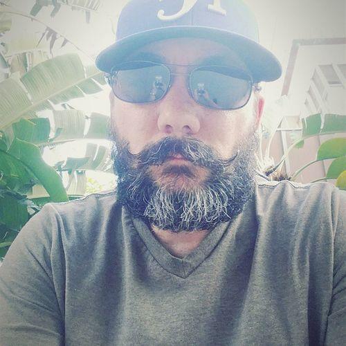 Never thought I'd end up in Tampa this week. Cubbagefam Beardlife Beardgang Beardedmen handlebar bearded tampa My Mo For Movember The Portraitist - 2016 EyeEm Awards