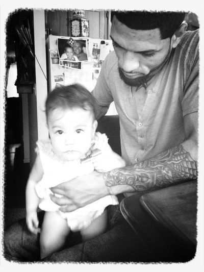 Him And His Baby Girl