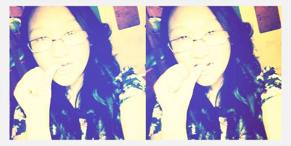 so bored.