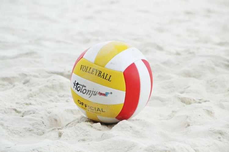 Beach Volleyball Sand Pail And Shovel Wave Sea Sport Water Beach Sand Summer Lifeguard