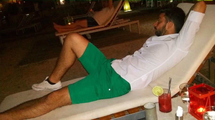 Relaxing My Boyfriend ❤ Parga Summeringreece