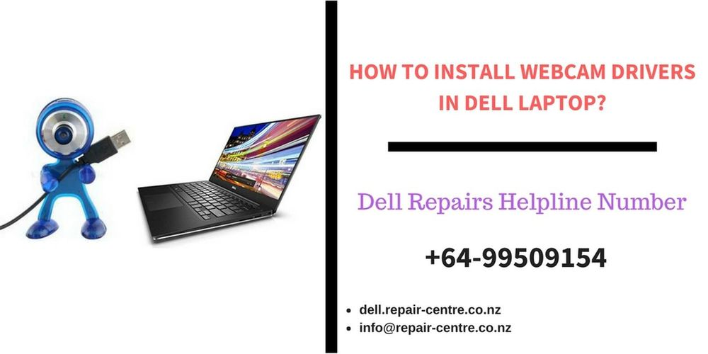 HOW TO INSTALL WEBCAM DRIVERS IN DELL LAPTOP? Dell Repairs Helpline Number Dell Computer Repair Center Dell Laptop Repair Center