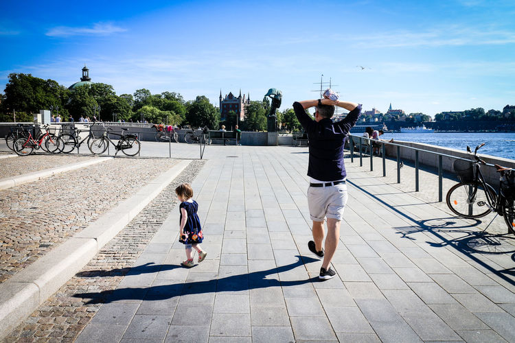 Daddydaughtertime Stockholm Sweden Summer2015 Capture The Moment
