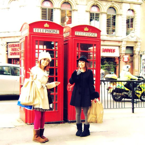 London Memories Traveling Miki Aya Rabbit Island