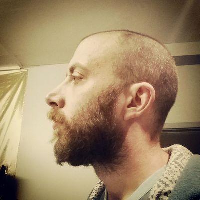 Looking Scruffy today. Beard Beardandvape Beardcheck beardporn beardeddad dadswithbeards
