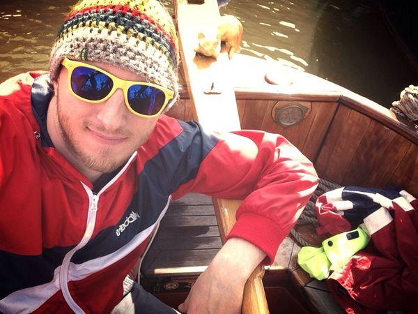 We're on the Boat to nowhere. Hafengeburtstag Sail Johanna Von Amrum