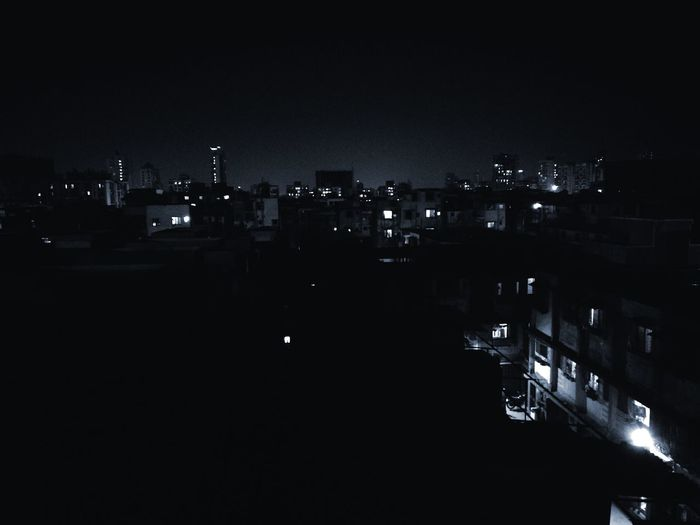 Welcome To Black Night City Cityscape Welcome To Black