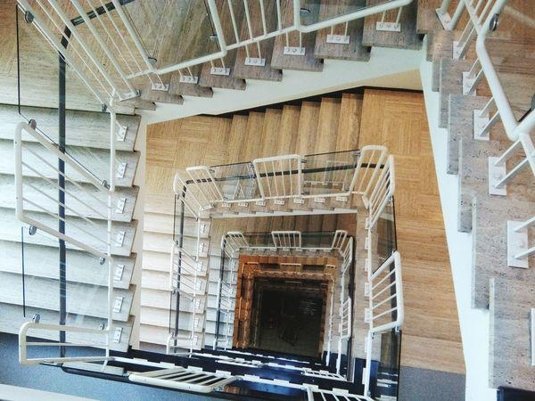 Stairs Hospital Vilvoorde, Belgium, Ynk EyeEm