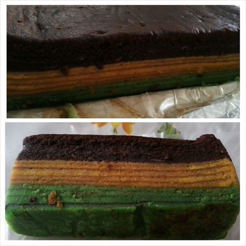 Done wif it!! Kek Lapis Purnama For cny