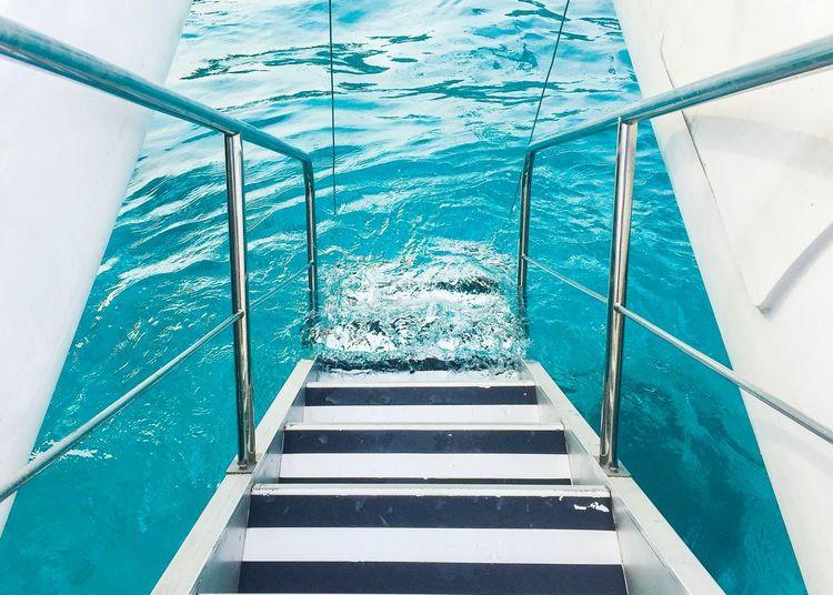 Blue Sea Sea