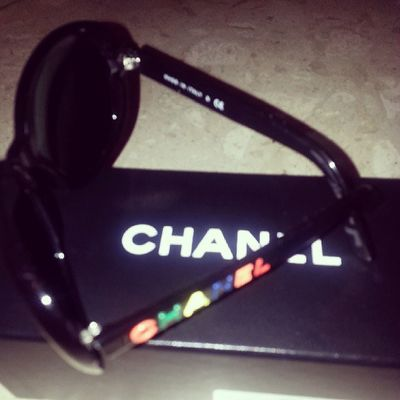 Loving my new chanello shades ! ;)