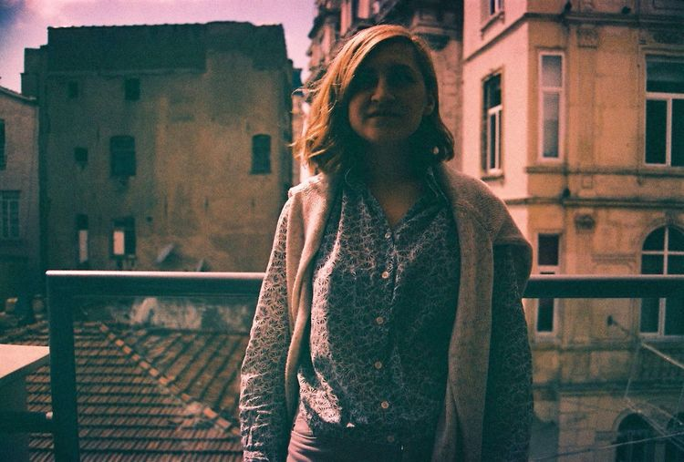 Her Girl Analogue Photography 35mm Film